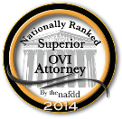 Nationally Ranked Superior OVI Attorney
